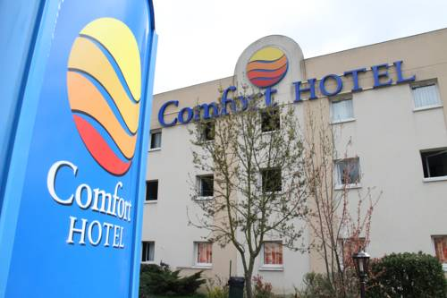 Comfort Hotel Poissy Technoparc : Hotel near Cergy