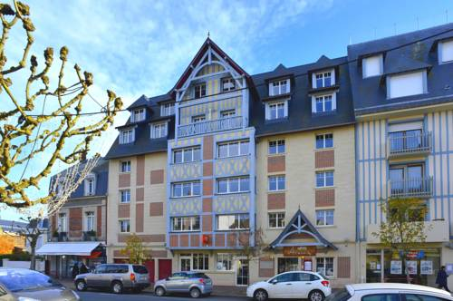 Hotel deauville hotels near deauville 14800 france for Hotel deauville design
