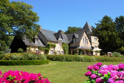 Manoir De Kertalg : Hotel near Baye