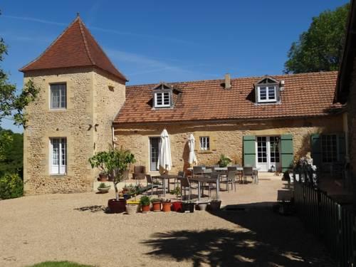 Clos le Castant : Bed and Breakfast near Sainte-Alvère