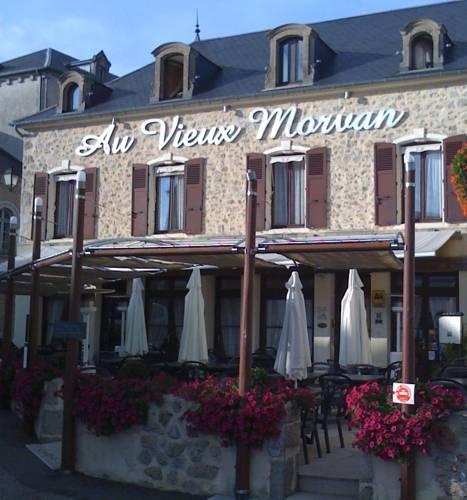 Logis Au Vieux Morvan : Hotel near Arleuf