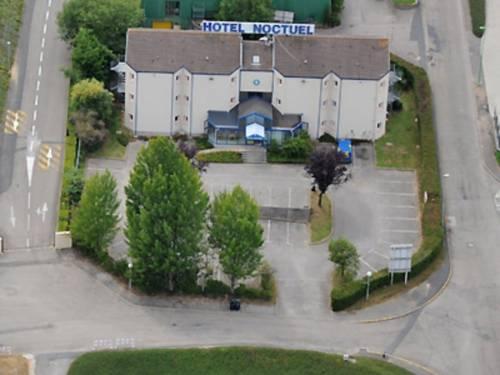 Fasthotel Le Havre : Hotel near Saint-Martin-du-Manoir