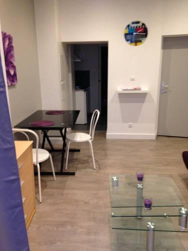 AUBENAS Centre Ville : Apartment near Mercuer