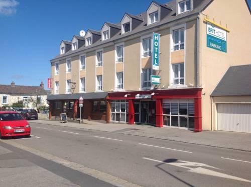 Brit Hotel Cherbourg : Hotel near Acqueville