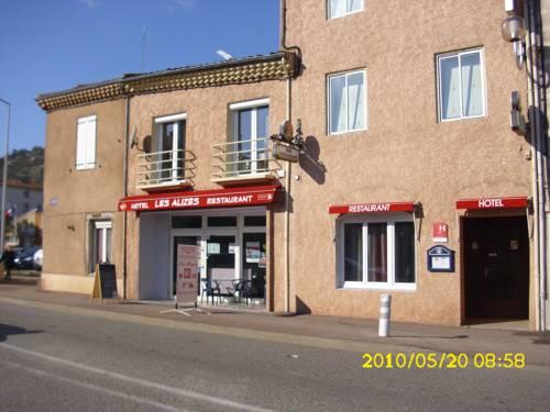 Les Alizes : Hotel near Baix