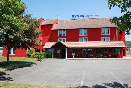 Kyriad Design Enzo Montluçon - Saint Victor : Hotel near Saint-Angel