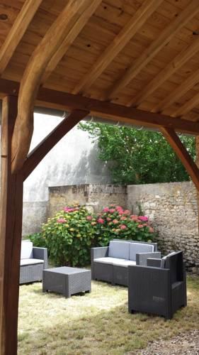 Le sarment de vigne : Guest accommodation near Bléré