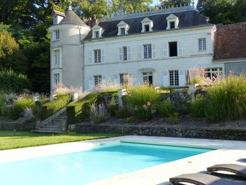 Manoir de la Vigneraie : Bed and Breakfast near Cigogné