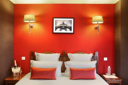 Hotel Trianon Rive Gauche : Hotel near Paris 5e Arrondissement