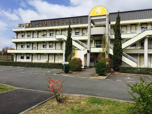 Premiere Classe Nevers Varennes Vauzelles : Hotel near Saint-Martin-d'Heuille