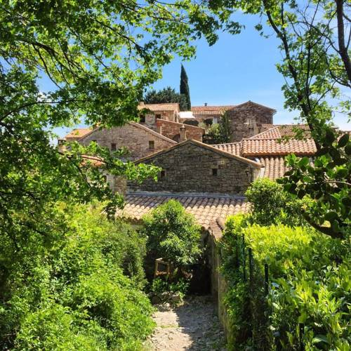 Naves : Guest accommodation near Les Vans