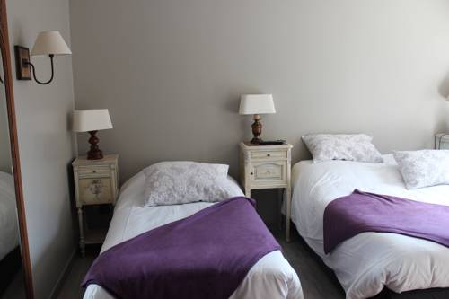 Hypnos Hotel : Hotel near Sainte-Austreberthe