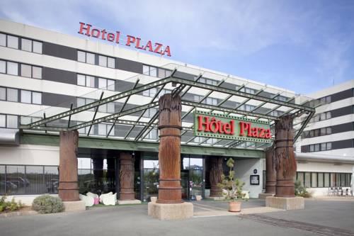 Hotel Plaza - site du Futuroscope : Hotel near Poitiers