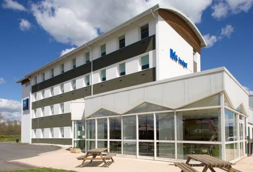 Ibis budget Montluçon : Hotel near Vaux