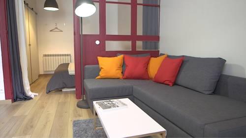 12 Buffeterie : Apartment near La Rochelle