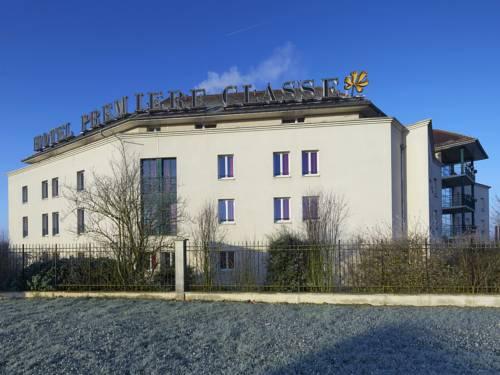 Première Classe Marne la Vallée Bussy Saint Georges : Hotel near Ferrières-en-Brie