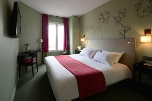 Hôtel Orchidée : Hotel near Paris 14e Arrondissement