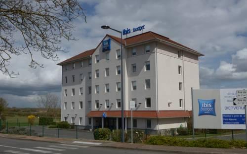 ibis budget Nevers Varennes Vauzelles : Hotel near Saint-Martin-d'Heuille