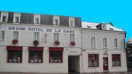 Grand Hotel De La Gare : Hotel near Le Vieil-Évreux