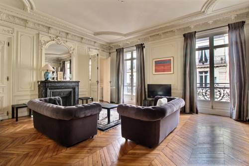 Relais Portalis : Apartment near Paris 8e Arrondissement