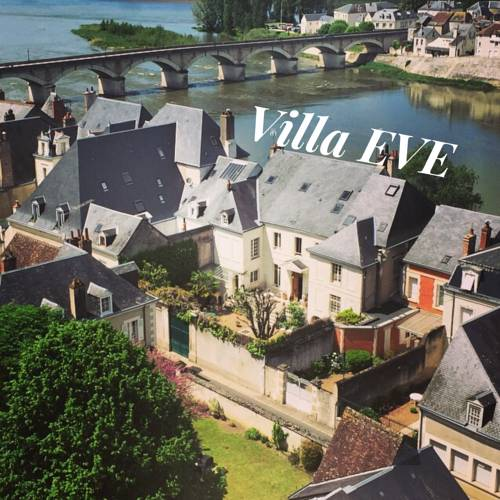 Villa Eve Appartement : Apartment near Pocé-sur-Cisse