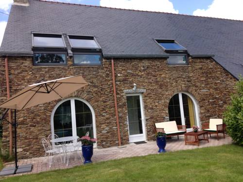 Elégante maison bretonne : Guest accommodation near Montours