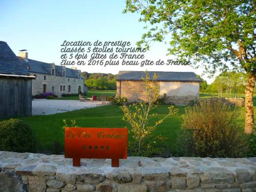 Le Pré Verdine : Guest accommodation near Bono