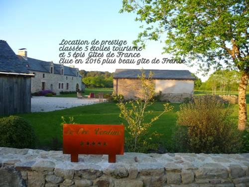 Le Pré Verdine : Guest accommodation near Bono