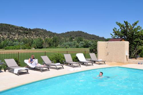 L'Ecrin du Verdon : Bed and Breakfast near Valensole