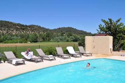 L'Ecrin du Verdon : Bed and Breakfast near Allemagne-en-Provence