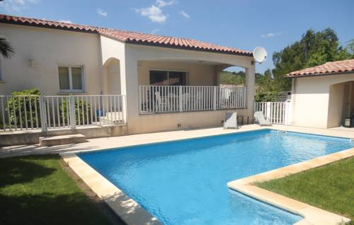 Holiday home Quartier de Sercognes : Guest accommodation near Aspiran
