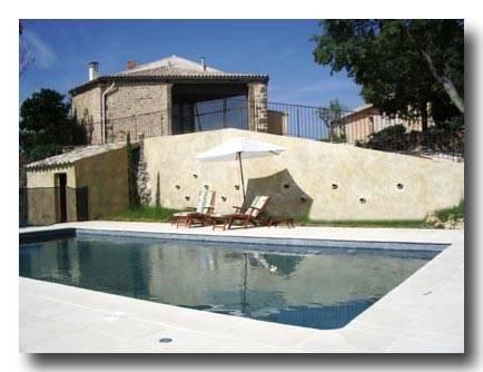Mas de Fabregues - Le Coeur : Guest accommodation near Adissan