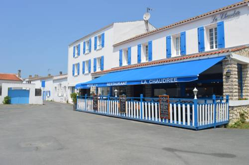 Hotel Restaurant La Chaudree La Bree Les Bains