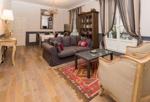 Etape de Charme - Les Carmes : Apartment near Tours