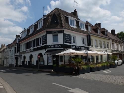 Le Vauban : Hotel near Montreuil
