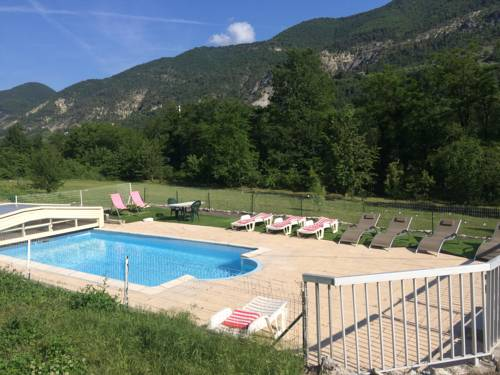 Les 2 Alpes : Bed and Breakfast near Puget-Rostang