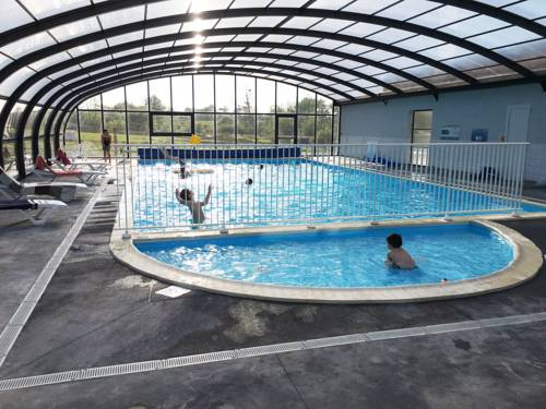 O2 Camping : Guest accommodation near Anctoville-sur-Boscq