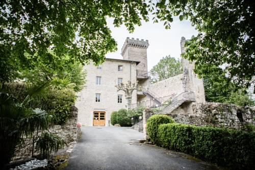 Chateau des Anges : Guest accommodation near Auberives-en-Royans
