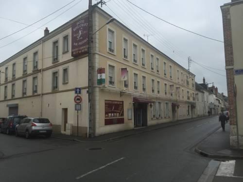 Hotel Restaurant Saint Louis : Hotel near Eure-et-Loir