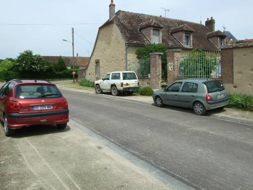 Le Saule Argenté : Guest accommodation near Louan-Villegruis-Fontaine