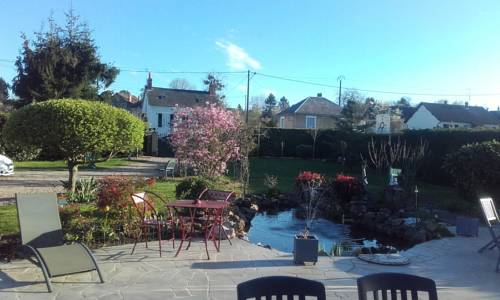 Chez Marie : Bed and Breakfast near Cercy-la-Tour