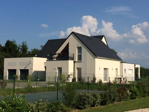 Le Nid'Angèle : Bed and Breakfast near Lussault-sur-Loire