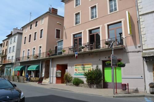 Grand hotel de la poste : Hotel near Lavillatte