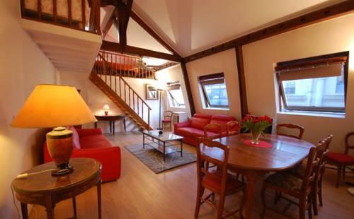 Loft Le Pont Neuf : Apartment near Paris 1er Arrondissement