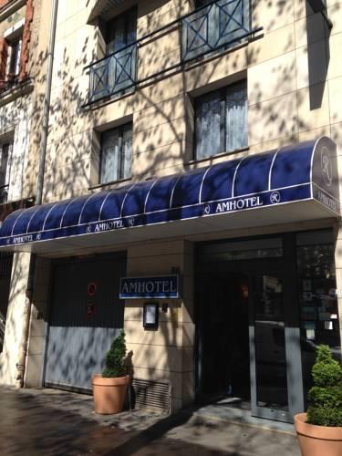 AMHotel Italie : Guest accommodation near Ivry-sur-Seine