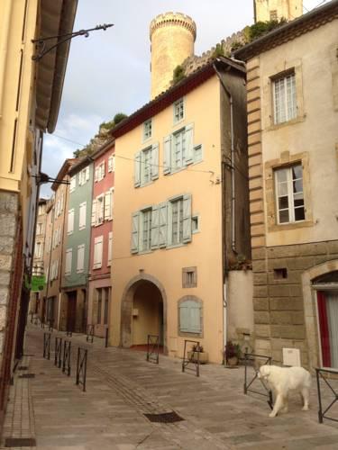 l'Arche des Chapeliers : Hotel near Ariège