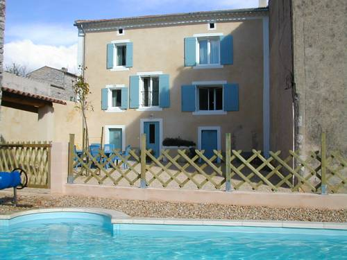 Lou Jas : Guest accommodation near Revest-du-Bion