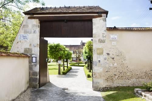 Chambres d'hôtes La Bergerie de l'Aqueduc : Bed and Breakfast near Émancé