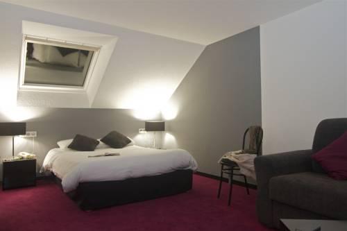 Brit Hotel, Le Kerotel : Hotel near Quéven