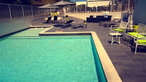 Kyriad Prestige Montpellier Ouest - Croix D'argent : Hotel near Lattes